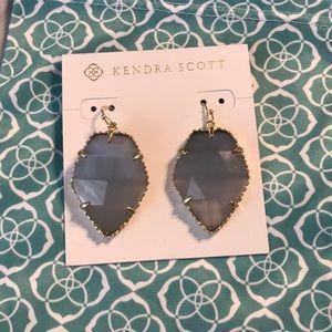 NWOT gray Corley earrings